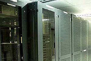 Racks in the data center